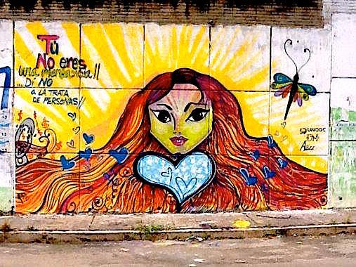 Graffiti Trata